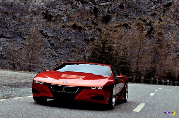 ������� ��� BMW M8?