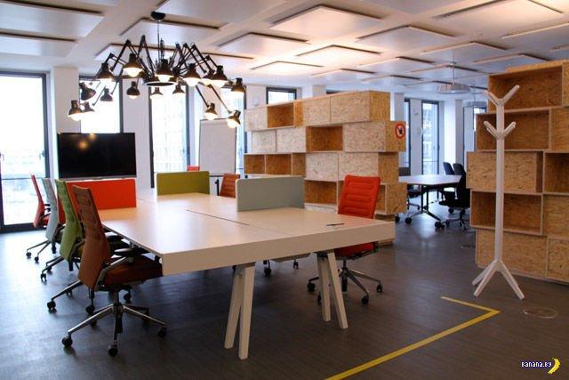 Лучшие офисы в мире