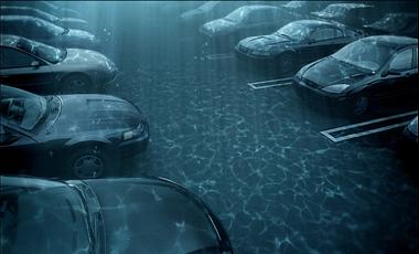 В Москве построят 100 подводных парковок