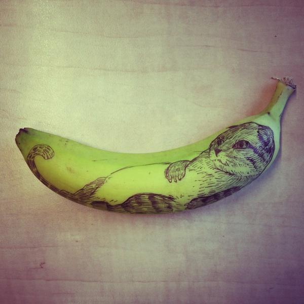 Еще банана-арт