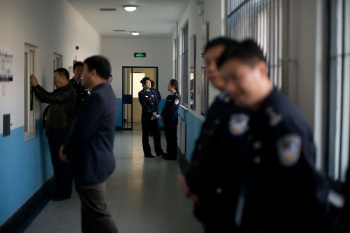 Китайская тюрьма