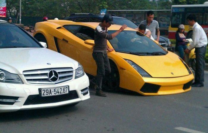 Суперкары во Вьетнаме