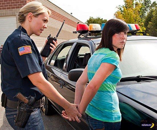 За что арестовывают американских школьников