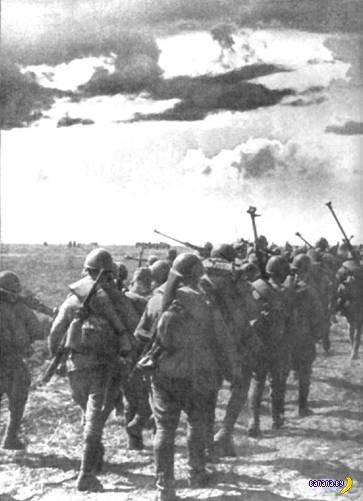 Гольбрайх Ефим Абелевич - о войне. Часть 1