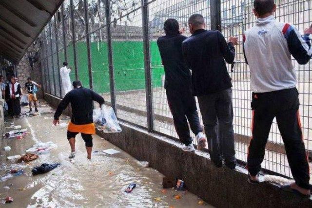 Тюрьма в Марселе - худшая в Европе