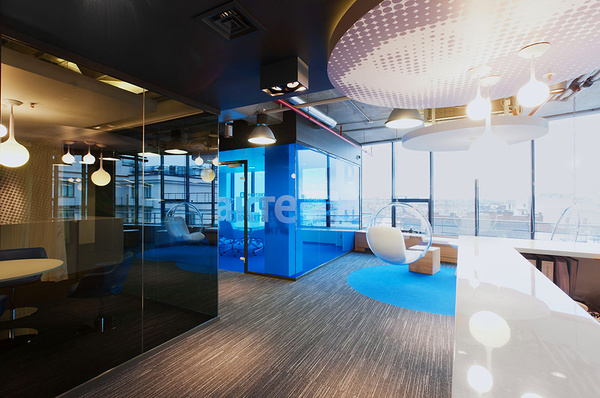 Офис сети «ВКонтакте» в Санкт-Петербурге