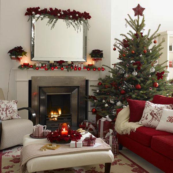 А тем временем к Рождеству