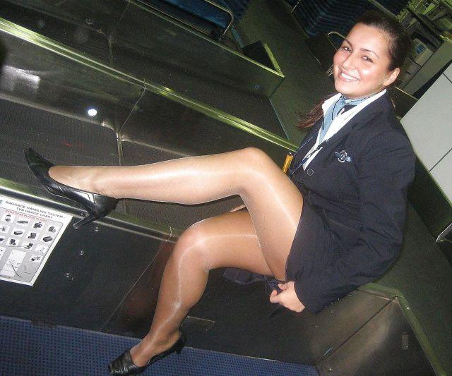 Веселые и порочные стюардессы