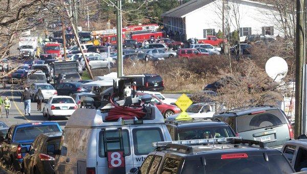 Трагедия в Коннектикуте: новые подробности