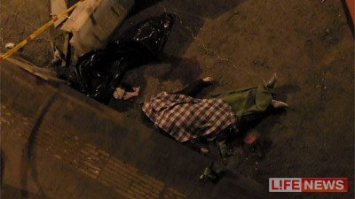 В Москве опять убили Агафонова