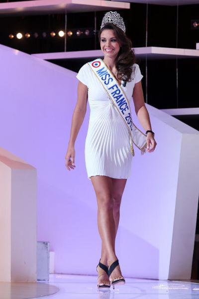 Недостаточно черная Мисс Франция 2013