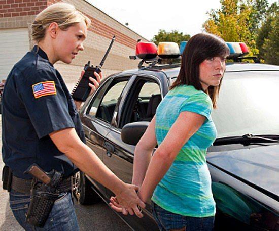 За что могут арестовать школьника в США