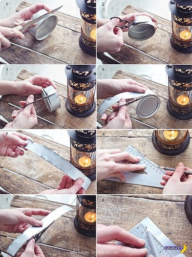 Как собственноручно сделать формочку для печенья