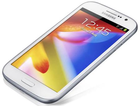 Samsung анонсировала смартфон Galaxy Grand