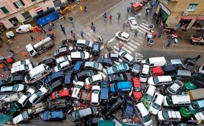 Аварии и прочие неприятности