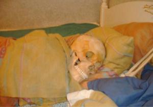 Шведка, которую подозревали в сексе со скелетом, получила условный срок