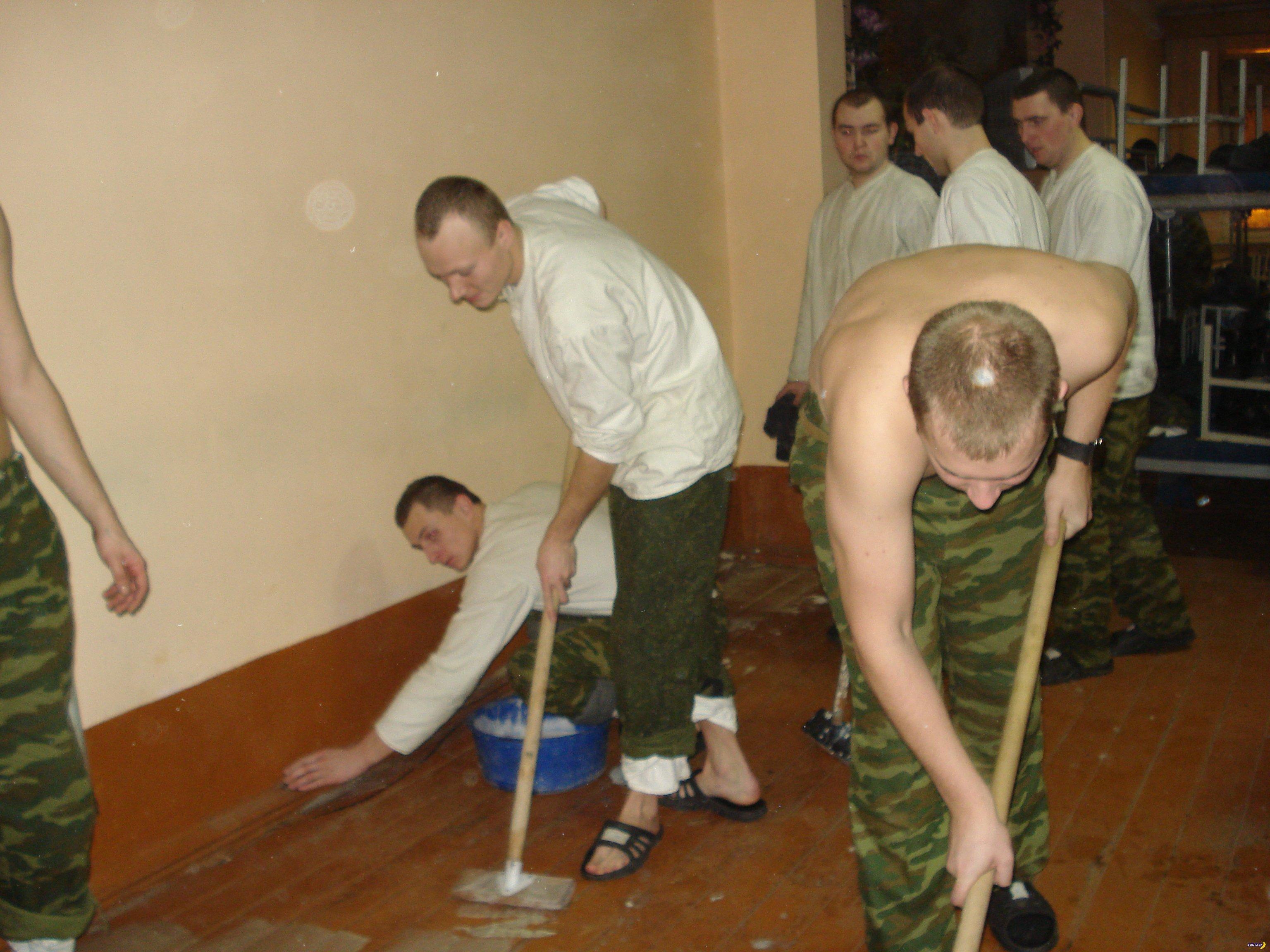 Солдатская баня бесплатно 20 фотография
