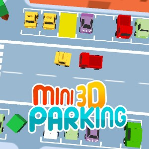 Флеш-игра: Mini Parking 3D