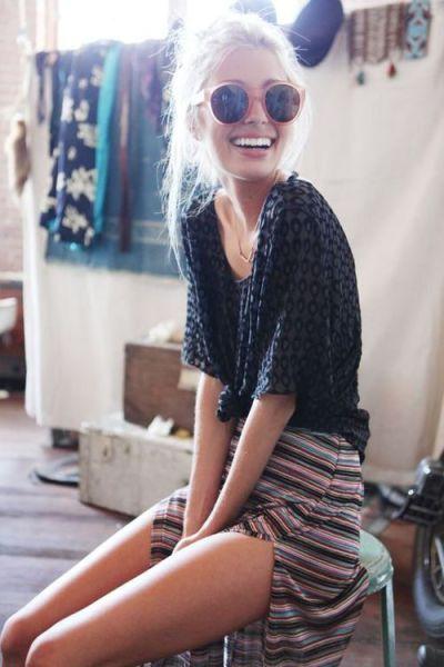 Красивые девушки красиво улыбаются