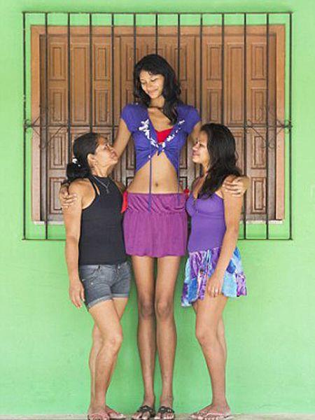 Если девушка выше