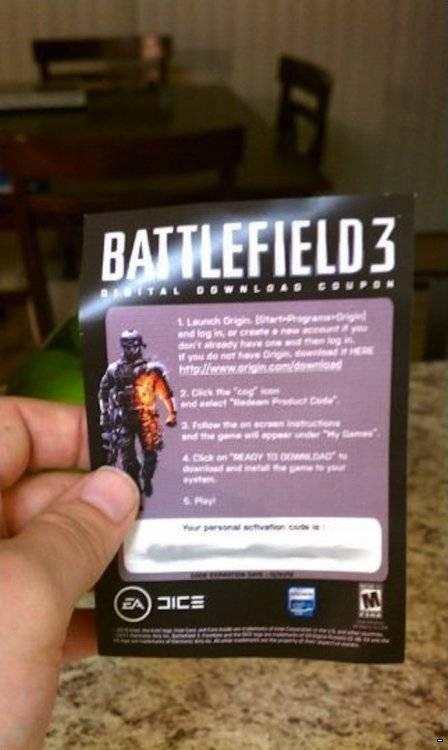 ���������� ���������� �� ����� ���� Battlefield 3
