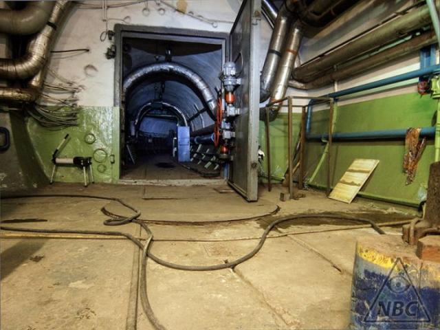 Очередной бункер