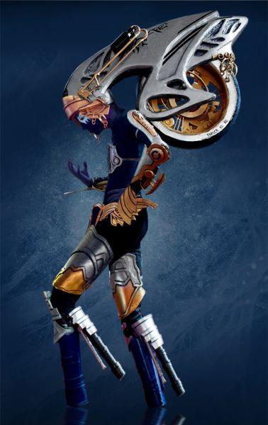 Лучший косплей 2012 - 25 образов