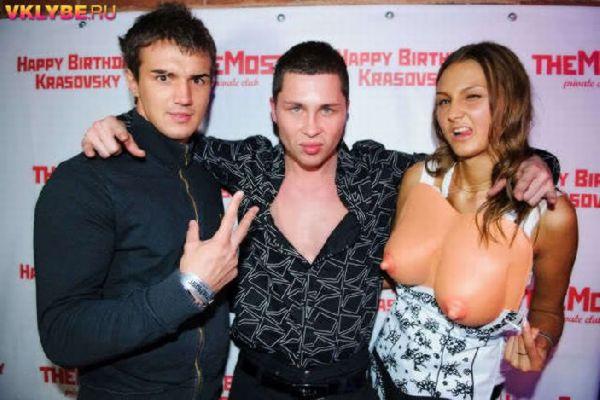 Звезды российских клубов