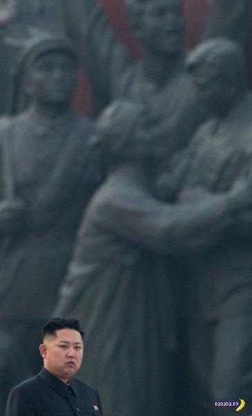 Самый сексуальный мужчина в мире -  Ким Чен Ын