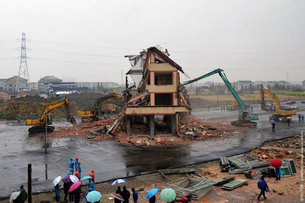 Китайский сюрприз: окончание истории