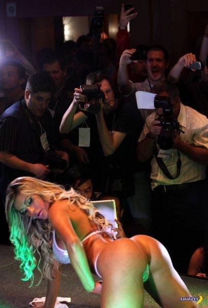 Конкурс Мисс БумБум в Бразилии