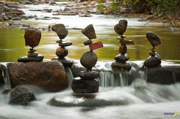 Майкл Граб и чудеса баланса