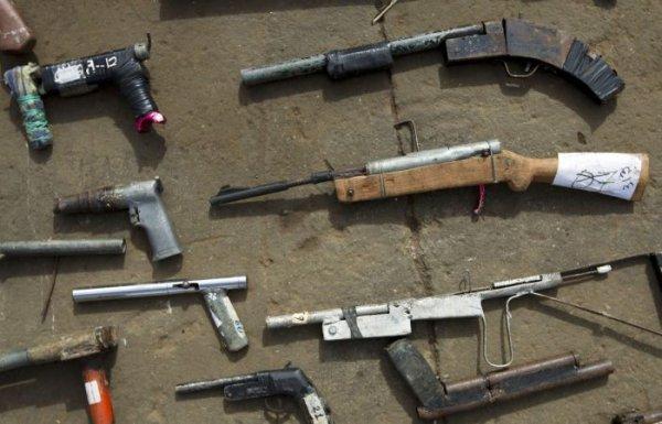 Венесуэла: прощай, оружие!