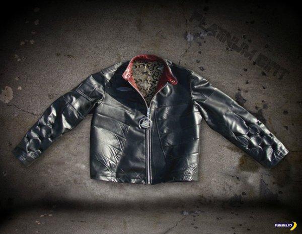 Куртки из автомобилей для автолюбителей