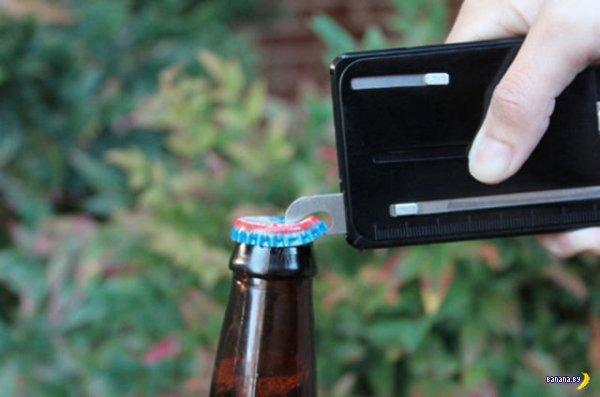 Чехол на iPhone для выживания