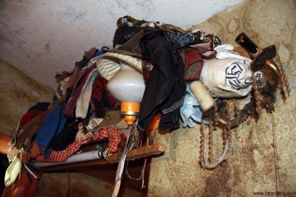 Хозяина захламленной квартиры в Гродно отыскали через три дня в одной из комнат