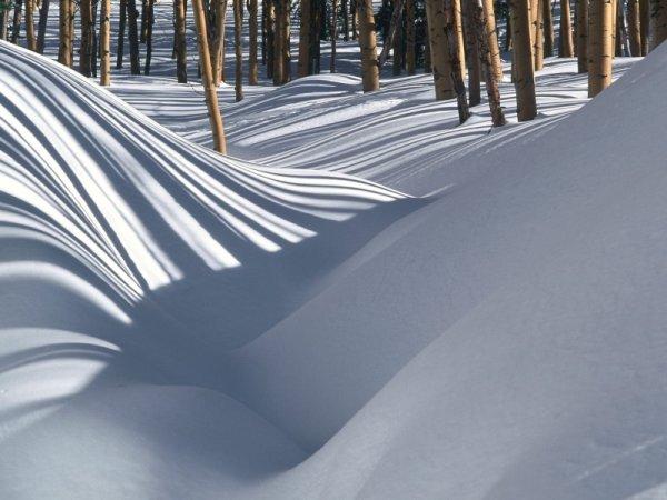 Синоптики: так много снега бывает раз в 15 лет