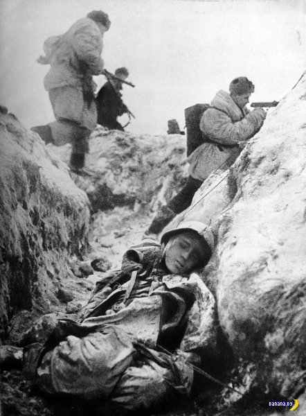 Гольбрайх Ефим Абелевич - о войне. Часть 2