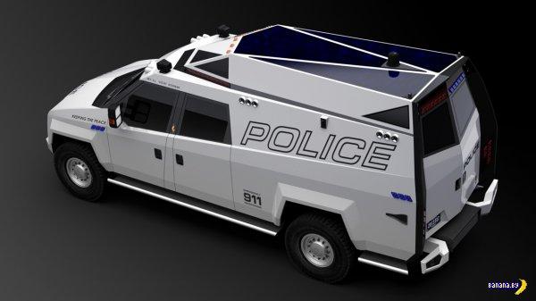 TX7 - ����� ����������� ������ �� Carbon Motors