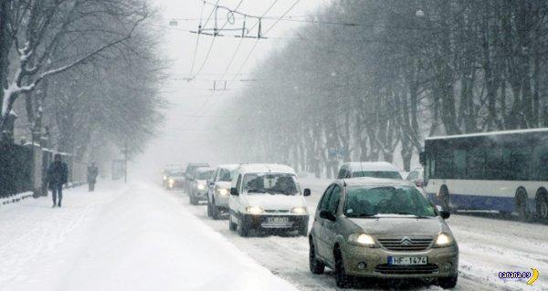 Мэр Риги нашел способ  избежать хаоса на дорогах