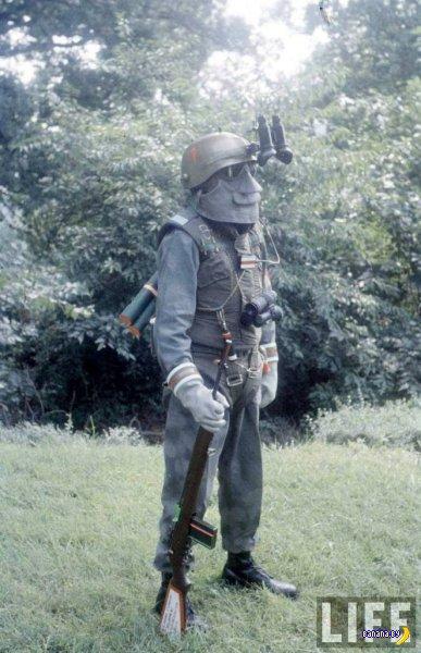 Солдат будущего
