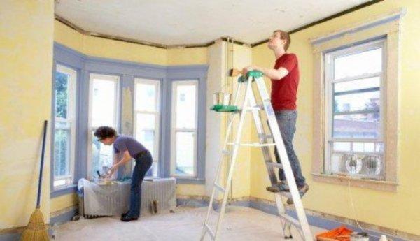 Ремонт квартиры - что необходимо учитывать