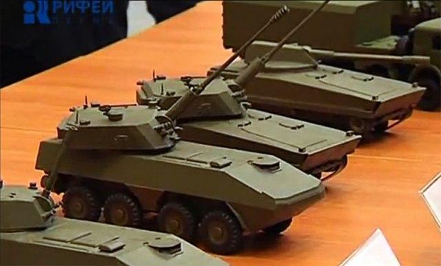 Топ-10 российского оружия - 2012