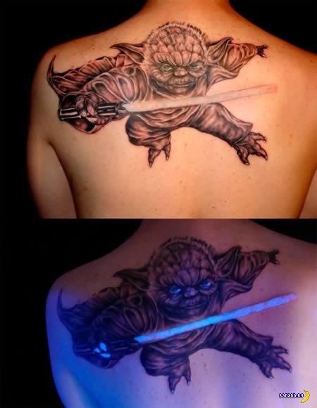 10 самых трендовых татуировок 2012 года