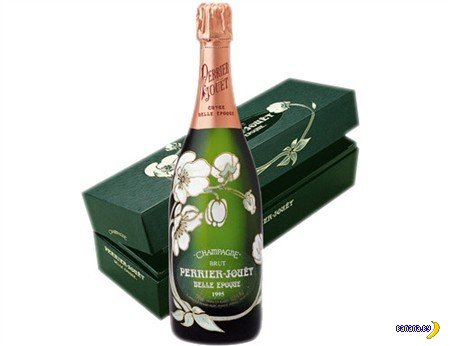 Топ-10 - Самое дорогое шампанское в мире