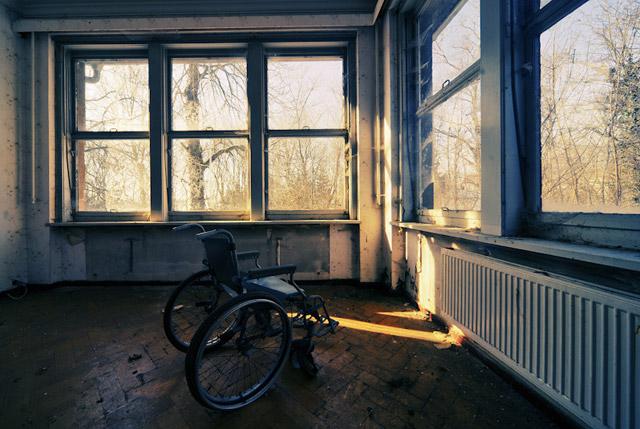 Меланхолия и красота заброшенных мест