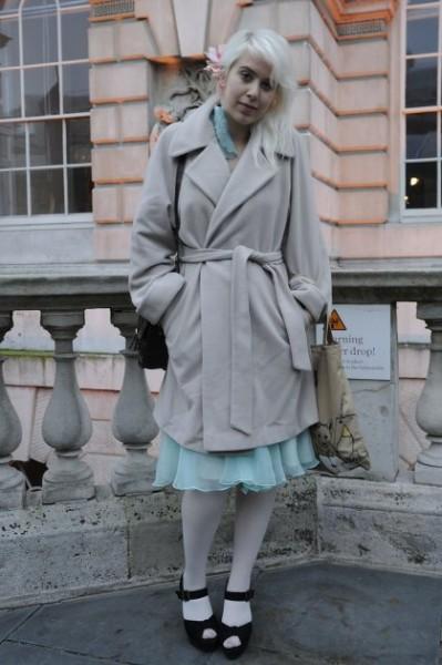Уличная мода в Париже