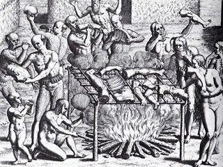 Каннибализм как традиция