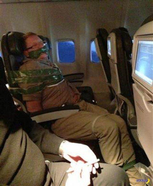 Как успокоить пассажира