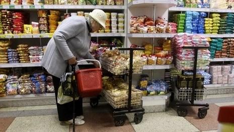 Белстат: в 2012 году потребительские цены выросли на 21,8%